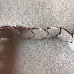 Jewelry - Sterling silver stampato bracelet